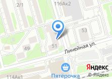 Компания «Союз-Регион» на карте