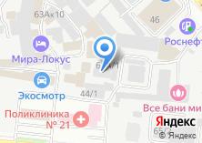 Компания «Статус строй» на карте