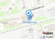 Компания «СЭЙВУР Консалтинг» на карте