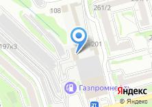 Компания «АВТО-ЕВРОПА 54» на карте