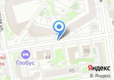 Компания «Викинг Авто» на карте