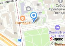 Компания «Новосибирский метрополитен» на карте