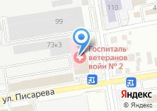 Компания «УниМАСТЕР» на карте