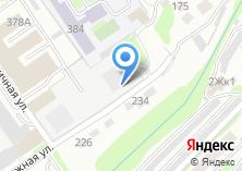 Компания «ПТК-30» на карте