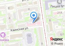 Компания «Беловодье» на карте