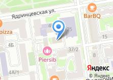 Компания «Отдел Военного комиссариата Новосибирской области по Новосибирскому району» на карте