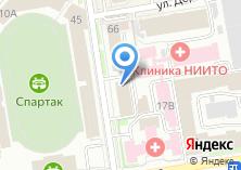 Компания «СибСпецТранс» на карте