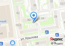 Компания «Единая Россия политическая партия Новосибирское региональное отделение» на карте