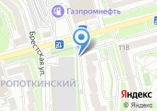 Компания «Спутник-Авто» на карте
