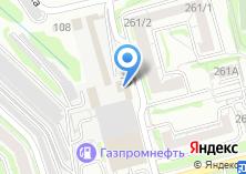 Компания «Стекос» на карте