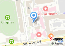 Компания «ЗапСиб-Транссервис» на карте