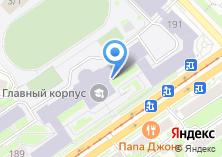 Компания «Сибирский государственный университет путей сообщения» на карте