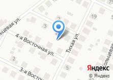 Компания «Строящийся коттеджный поселок по ул. Кольцевая (Озерный)» на карте