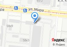 Компания «Сибирский инструмент» на карте
