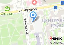 Компания «Посох» на карте