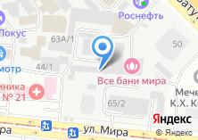 Компания «АБК-ИНСТРУМЕНТ оптово-розничная компания» на карте
