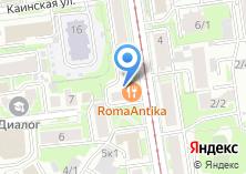 Компания «КИП-Сервис» на карте