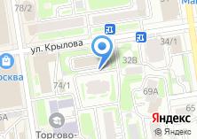 Компания «Пусан-Авто» на карте