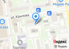 Компания «Сибирский Центр Культуры» на карте
