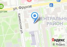 Компания «Компания ТРЭС-Нск» на карте