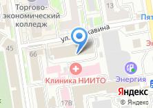 Компания «Электрон-Недвижимость» на карте