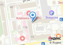 Компания «Клиника травматологии» на карте