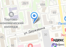 Компания «СибТехСнаб-НК» на карте