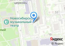 Компания «0w40.ru» на карте