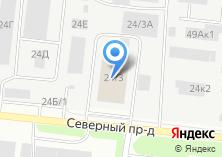 Компания «ЛеКомп-Трейд» на карте