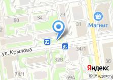 Компания «Магазин тканей и фурнитуры» на карте