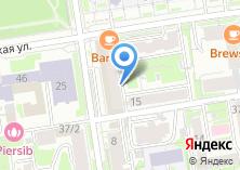 Компания «Сакси» на карте