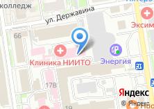 Компания «Главное бюро Медико-Социальной Экспертизы по Новосибирской области №11» на карте