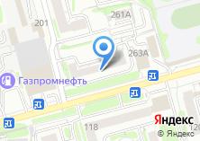 Компания «Атон-спецодежда» на карте