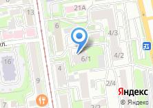 Компания «Asko Gorenje» на карте