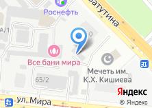Компания «Лесовик» на карте
