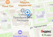 Компания «Массажный кабинет» на карте