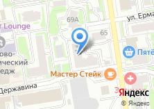 Компания «200mph.ru» на карте
