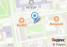 Компания «Новомедиа» на карте