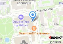 Компания «Моор Стивенс Новосибирск» на карте