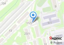 Компания «На Танковой» на карте