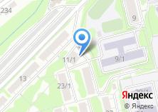 Компания «РОСФУНДАМЕНТ» на карте