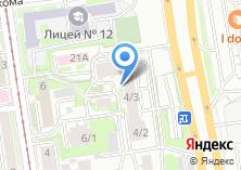 Компания «ЕвросибАзия» на карте