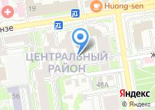 Компания «САНЕКСТ» на карте