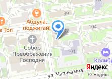 Компания «Банкомат Банк ВТБ 24 филиал №5440» на карте