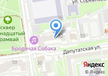 Компания «АЛТАЙСКИЙ КЕДР» на карте