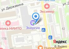 Компания «АЗС Центр» на карте