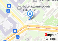 Компания «Маркет сеть специализированных магазинов» на карте