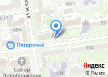 Компания «Мировые судьи Центрального района» на карте