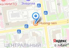 Компания «Кафе восточной и русской кухни» на карте
