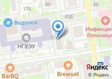 Компания «маффин-дизайн» на карте